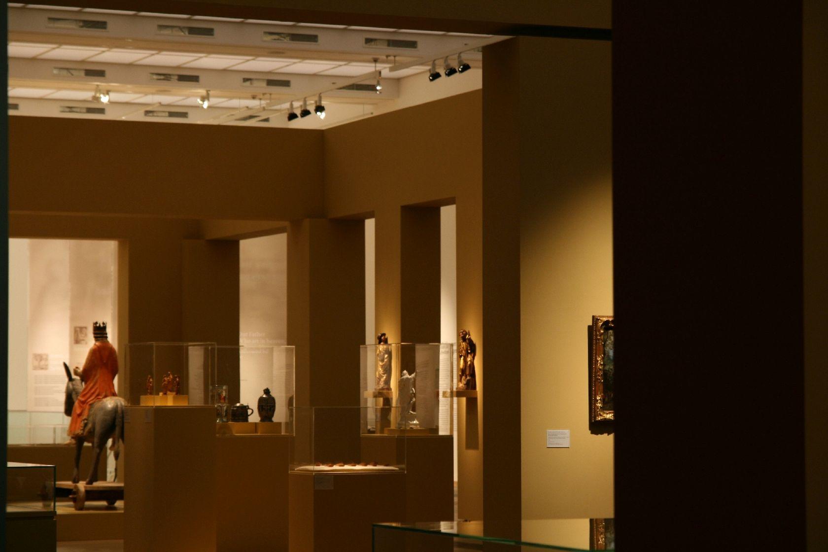 »Credo – Meisterwerke der Glaubenskunst«, © Draiflessen Collection, Mettingen, Fotograf Nicole Kober