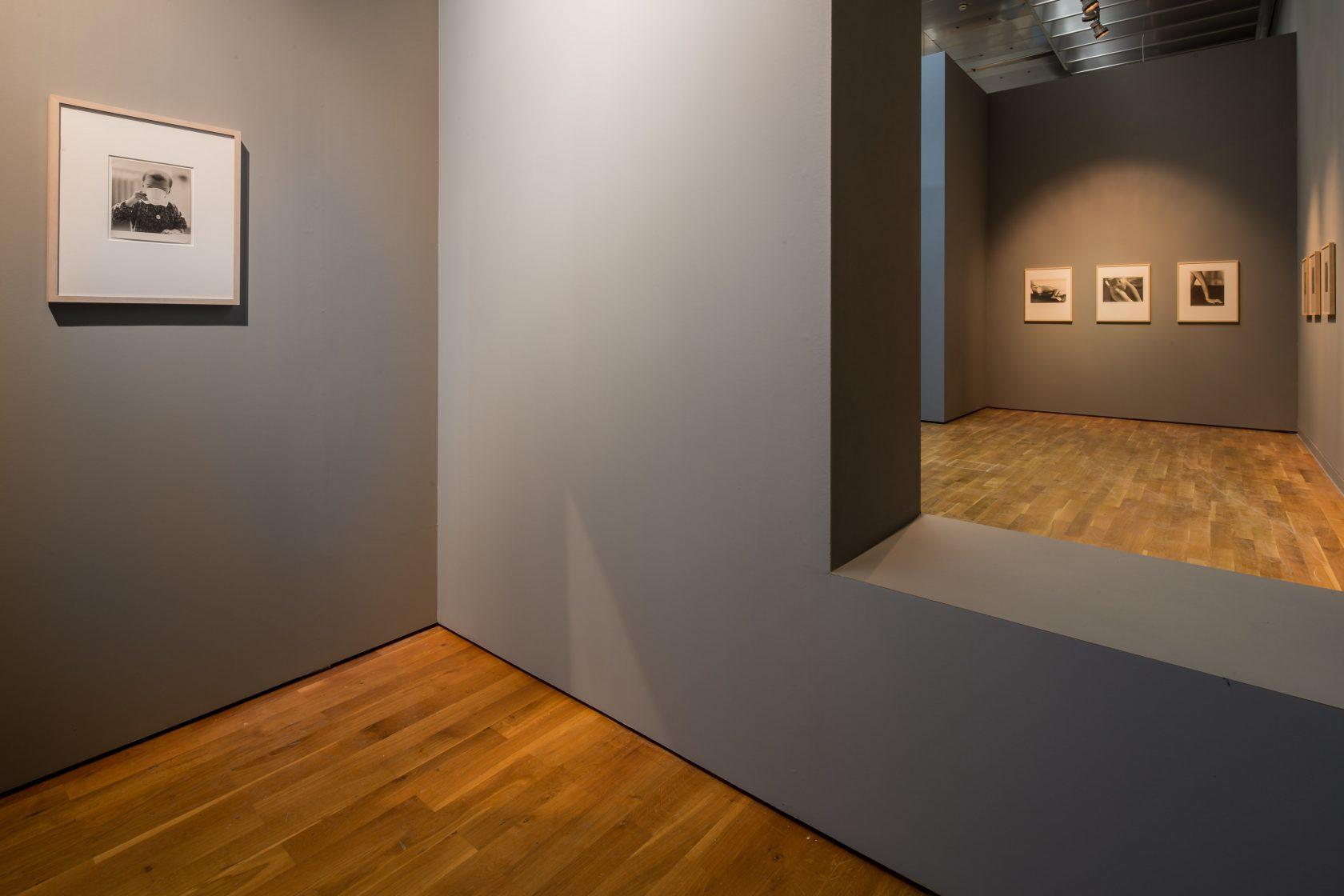 Blick in die Ausstellung »RealSurreal«, Kunstmuseum Wolfsburg, 15.11.2014 – 06.04.2015 Foto: Marek Kruszewski