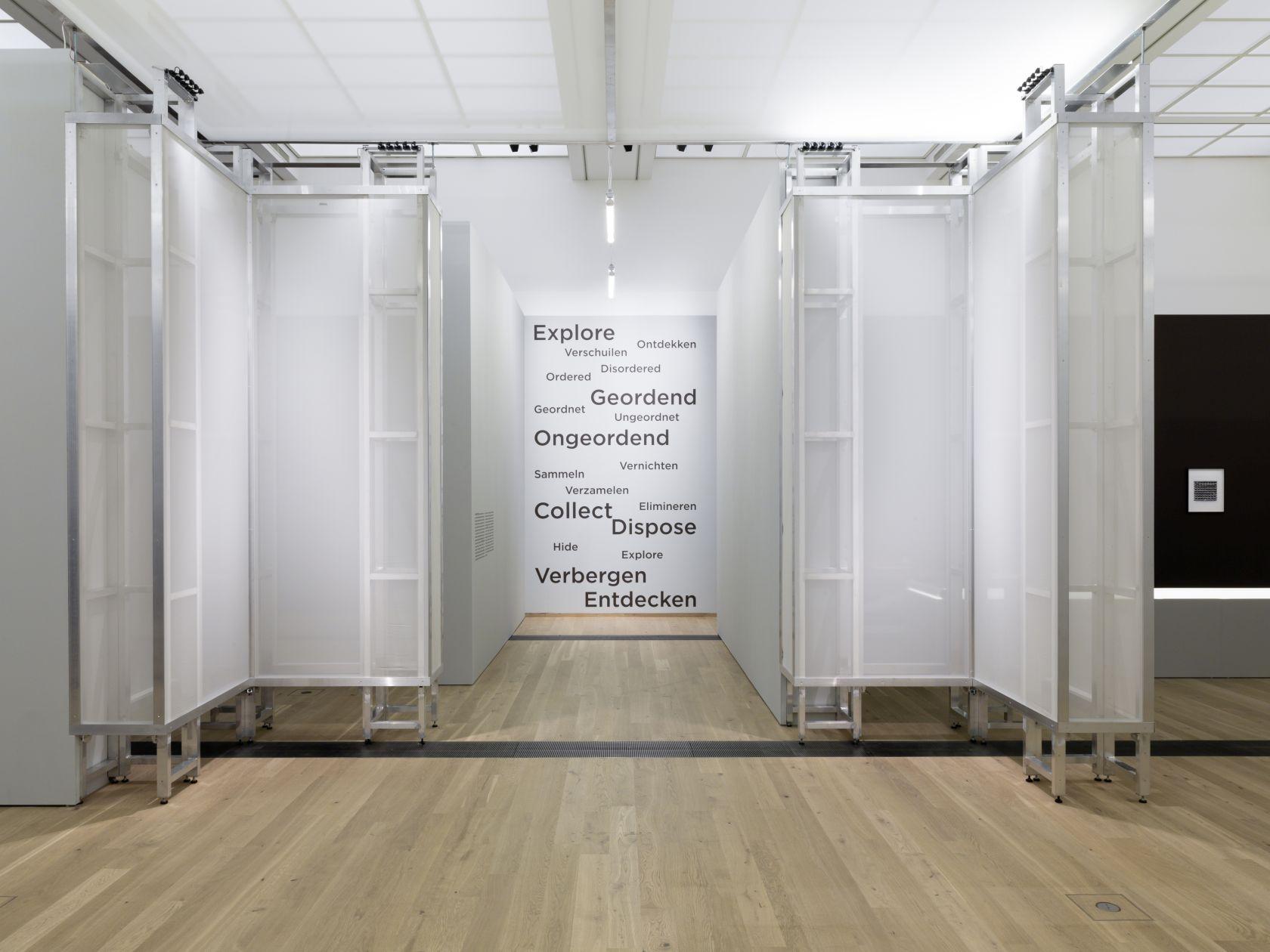 Ausstellung - DIE KUNST DES AUFBEWAHRENS-007