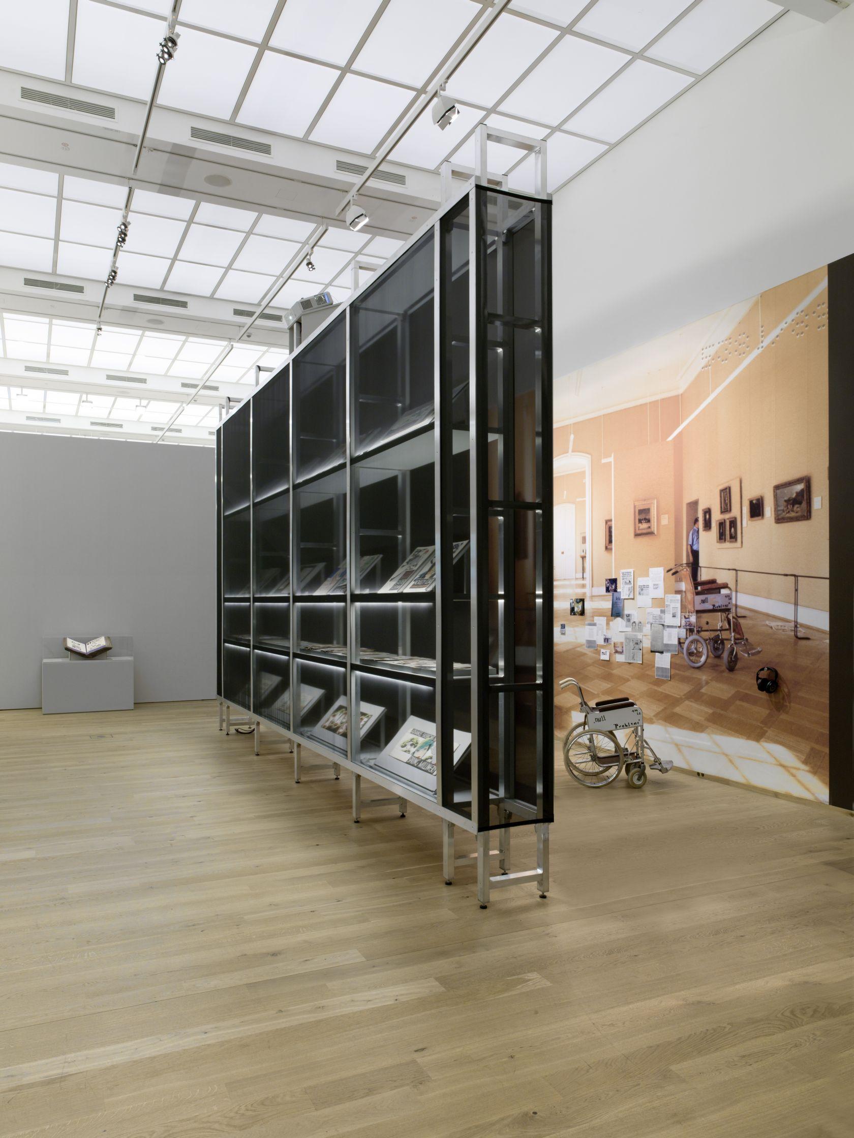 Ausstellung - DIE KUNST DES AUFBEWAHRENS-016
