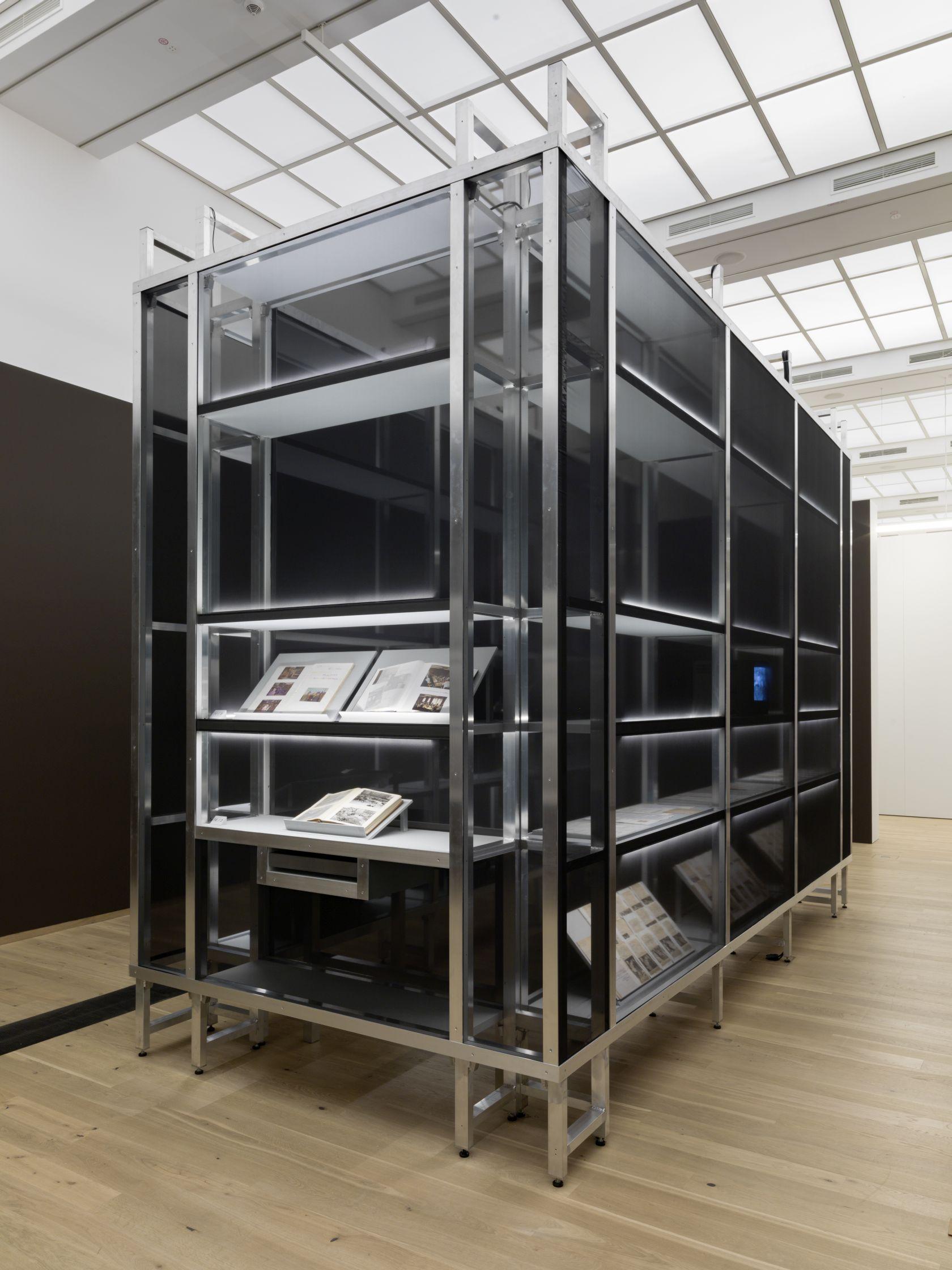 Ausstellung - DIE KUNST DES AUFBEWAHRENS-019