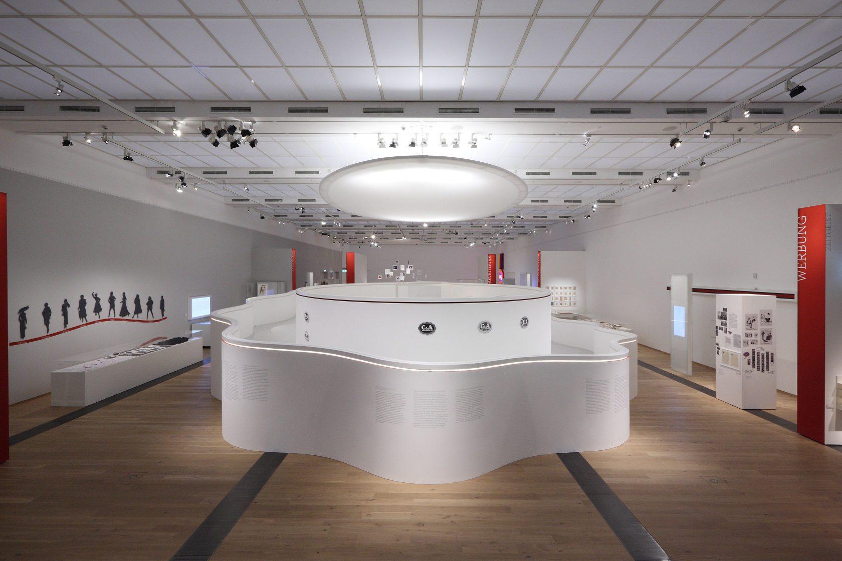 Ausstellung – C&A zieht an