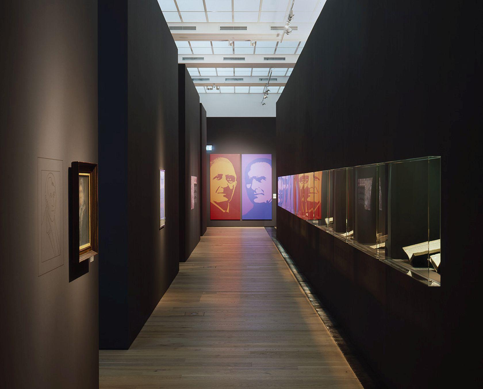 Ausstellung DRAI CLEMENS UND AUGUST-005